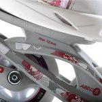 HEAD Rollers ajustables pour fille Multicolore Rose/blanc de la marque HEAD image 4 produit
