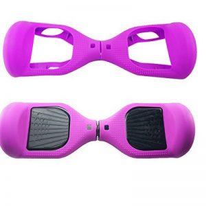 Housse de protection silicone de Coque gelée pour 6,5 pouces 2 roues scooter (Purple) de la marque Fbsport image 0 produit