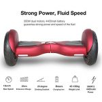 hoverboard 4x4 TOP 10 image 3 produit