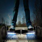 Hoverboard Mega Motion X-strong - Hummer tout terrain 8.5 pouces - E-Skateboard - Moteur 700W - 3 Modes de conduite - App - Haut-parleurs avec Bluetooth - LED - Scooter électrique auto-équilibré avec système de sécurité aux normes CE - Gyropode 4X4 - Hamm image 2 produit