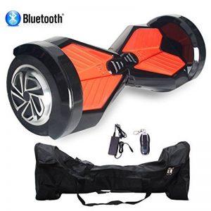 HoverBoard/Skateboard/Gyropode Éléctrique Auto-équilibrage Bluetooth Scooter Trottinette Électrique 8 Pouces,Cool&Fun de la marque Cool&Fun image 0 produit