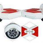 HoverBoard/Skateboard/Gyropode Éléctrique Auto-équilibrage Bluetooth Scooter Trottinette Électrique 8 Pouces,Cool&Fun de la marque Cool&Fun image 4 produit