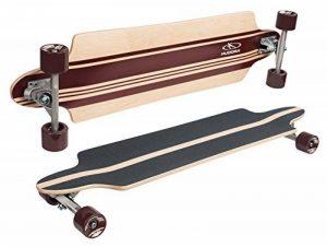 Hudora - 12805 - Longboard - Big Rock - Brun/Noir de la marque Hudora image 0 produit