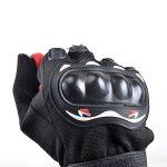 IMPORX Haute Qualité Diapositive Gants/Descente Gants/Freeride Grip Gants Professionnel Protection pour le Cyclisme/Road Race/Skateboard/Longboard/Downhill/Randonnée,Adultes de la marque IMPORX image 4 produit