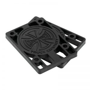 Independent Risers 1/8Inch Black x2 de la marque Independent image 0 produit
