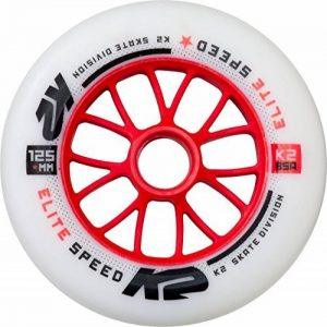 K2Rollers 125mm Elite Wheel Each Rollers Rouleaux de rechange individuellement 30b3014.1.1 de la marque K2 image 0 produit
