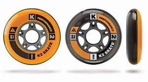 K2 Roues pour rollers en ligne de la marque K2 image 0 produit