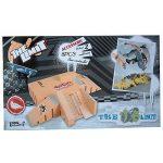 Kidsdreams 8pcs Skate Park Kit Pièces de rampe pour Tech Deck Fingerboard Mini Finger Skateboard Fingerboards Ultimate Parks avec 3PCS Finger Boards de la marque Kidsdream image 4 produit