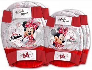 Kit de protection pour enfant coudes et genoux Easy Minnie Mouse vélo 356286173 de la marque ONOGAL image 0 produit
