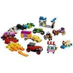 Lego Classic - La boîte de briques et de roues - 10715 - Jeu de Construction de la marque Lego image 1 produit