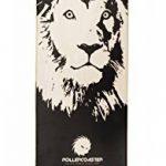Longboard Drop Through Cruiser pour enfants–Skateboard pour débutants–Roller Coaster–Numérique Fox, Lion, Panda, éléphant de la marque Rollercoaster image 3 produit
