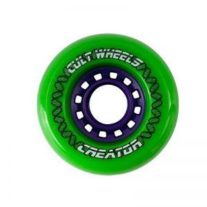 Longboard ¨ ¤ Roues 78A Cult Wheels Creator de 72mm de la marque Cult image 0 produit