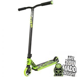 Madd Gear Kick Kaos Scooter–Citron vert de la marque Madd Gear image 0 produit