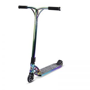 Madd Gear MGP VX7 Team Edition Trottinette freestyle, mixte, 206-204, Neo Chrome de la marque Madd Gear image 0 produit