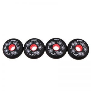 MagiDeal 4 Pièces Roue Rechange de Patins à Roulettes Roller In Line Hockey 84A 72/76/80mm de la marque MagiDeal image 0 produit