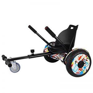 """Maxfind P29 Réglable Hoverkart Segway Aller Kart Hoverkart Siège Chaise pour Hoverboards Convient 6.5 """", 8"""" & 10 """"Scooter Auto Équilibrage de la marque image 0 produit"""