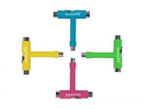 Maxofit ® longboard accessoires pour planches à roulettes et skateboards boards et retro de la marque MAXOfit® image 0 produit