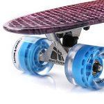 meteor rafraîchissante - Plateau de Fruit série: Retro Cruiser Skateboard Skate Skater plastique multicolore complet Sport Ville style de la marque meteor image 3 produit