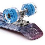 meteor rafraîchissante - Plateau de Fruit série: Retro Cruiser Skateboard Skate Skater plastique multicolore complet Sport Ville style de la marque meteor image 4 produit