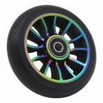 Mic-best Paire de Roue de scooter série Pro Stunt 100 mm - Avec roulements ABEC 9 - Pour Land Surfer/Prodigy/Apollo/JD Bug Trottinette Stunt de la marque Mic-best image 2 produit