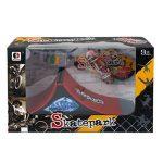 Mini rampe de skateboard pour les doigts et ensemble d'accessoires de la marque Fancyus image 3 produit