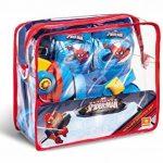 mondo 18390 - Vélo et Véhicule pour Enfant - Set Roller Skate + Protections Ultimate Spiderman de la marque mondo image 3 produit