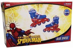 mondo 18495 - Vélo et Véhicule pour Enfants - Patins en Ligne Spiderman - Taille M de la marque mondo image 0 produit