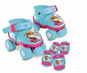 Mondo - 28298.0 - Set de Roller Skate + Protections La Reine Des Neiges de la marque mondo image 0 produit