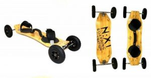 Next Mountain Board Bamboo de la marque Unbekannt image 0 produit