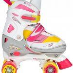 Nijdam fille semi Soft Bateau Roller Skates de la marque Nijdam image 1 produit