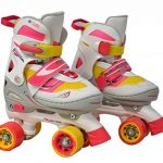 Nijdam fille semi Soft Bateau Roller Skates de la marque Nijdam image 2 produit