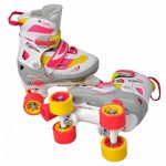 Nijdam fille semi Soft Bateau Roller Skates de la marque Nijdam image 3 produit