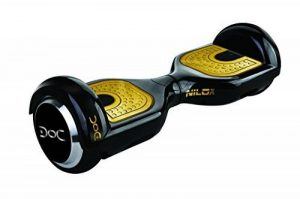 NILOX Doc UL 2272 Hoverboard Mixte Adulte, Or, 25.7 x 28 x 65.5 cm de la marque NILOX image 0 produit