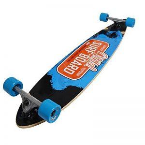No Rules Longboard/Skateboard ABEC 7 original de la marque No Rules image 0 produit