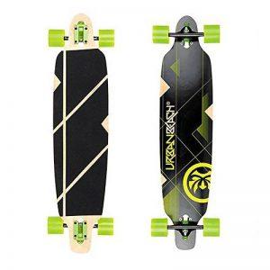 Osprey Longboard Nexus Green 39 pouces (99.06cm) | Board complet y inclus roulements à billes ABEC 5 de la marque Osprey image 0 produit