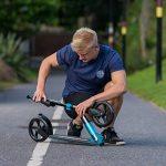 Osprey XS2Big Wheel Scooter pliable avec barres de poignée réglable, Enfant, XS2 de la marque Osprey image 2 produit