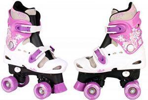 Patins à roulettes réglables pour enfant, pointures 282930313233343536, rollers disco de la marque Selltex image 0 produit