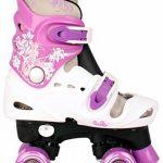 Patins à roulettes réglables pour enfant, pointures 282930313233343536, rollers disco de la marque Selltex image 4 produit