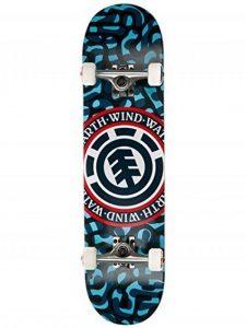 Pont de skateboard complet Element Seal Braincells complet 19,7cm de la marque Element image 0 produit