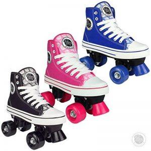 Pop Squad - Midtown Quad Roller Skate - Diverses couleurs / tailles de la marque Pop Squad image 0 produit