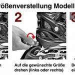 Pro Accro Moody4,0 Roller en ligne réglable de la marque Roces image 1 produit