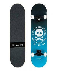 Quiksilver EGL0QSCSOR-BNS0 Skateboard Mixte Adulte, Bleu de la marque Quiksilver image 0 produit