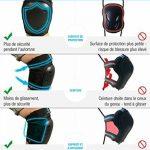 Équipement de protection BlueWheel PS200 pour hoverboard, skate, vélo BMX, skateboard; Ensemble protecteur avec réglage optimal et ajustement ferme pour les enfants et les adultes, sac de transport de la marque Bluewheel Electromobility image 4 produit