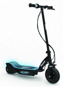 Razor E100 Glow Electric Scooter - Black Conduit à la vitesse de la lumière Black de la marque Razor image 0 produit
