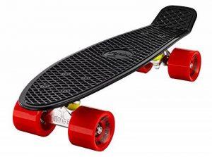 """Ridge 22"""" Skateboard Mini Cruiser Complet Avec Gros Roues 70MM de la marque Ridge image 0 produit"""