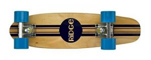 Ridge Maple Mini Retro Cruiser Skateboard Complet Mixte de la marque Ridge image 0 produit