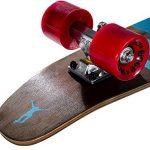 Ridge Mini Cruiser Skate Dark Dye Bois Planche à roulettes complet de la marque Ridge image 1 produit