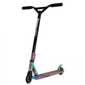Ridge Scooters XT PRO 100 Neochrome Series - Complete stunt scooter de la marque image 0 produit