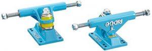 """Ridge Skateboards 4"""" Trucks en aluminium pour Big Brother 27"""" Mini Cruisers en 9 couleurs de la marque Ridge image 0 produit"""