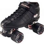 Riedell R3Senior - Patins à roulettes traditionnels (roues parallèles), couleur noire de la marque Riedell image 1 produit